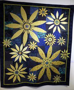 stitch: Farfield Mill, Sedbergh quilt exhibition
