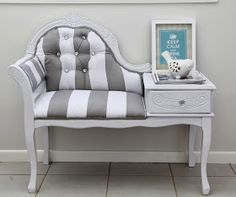 The Whimsical Wife: Restoring a Queen Anne Settee