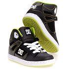 DC Shoes Rebound Suede Skate Boy/Girls Kids Shoes