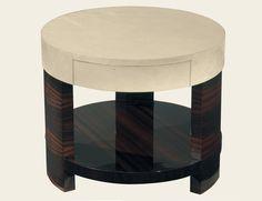 Nella Vetrina Ulivi Lancaster Modern Italian Designer Bedside Table