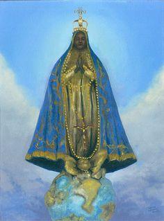 Nossa Senhora Aparecida - Márcio Camargo