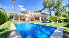 Elegant 4 bedroom #villa for sale in #Marbella   http://nvoga.com/property/4-bedrooms-4-bathrooms-villa-for-sale-in-marbella-golden-mile-marbella-209-01147p/