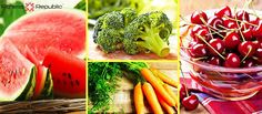 10 Great Alkaline Foods for Body Cleansing