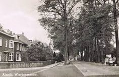 Almelo, Wierdensestraat, met links de Rohofstraat