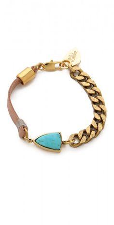 Lizzie Fortunato Sacred Valley bracelet, $150, shopbop.com.