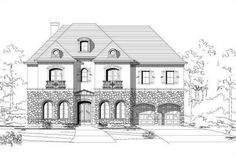blueprint floor plan salcito front elevation plan 6787 new home renovations 10766