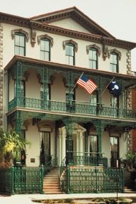 John Rutledge House--America's Most Historic Inn. John Rutledge, one of the signers of the Constitution, built his home in 1763. Now an elegant antebellum bed & breakfast
