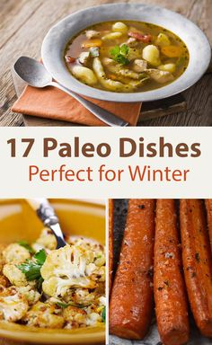 17 Paleo Dishes Perfect for Winter