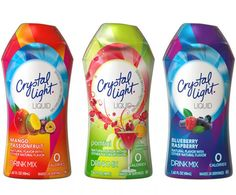 Crystal Light Liquid Drink Mix, Only $0.32 at Target!