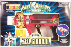 Power Rangers Zeo Cannon | Flickr - Photo Sharing!: Power Rangers ZeoPower Rangers Zeo