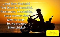 Biker Chicks!