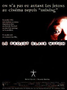 Le Projet Blair Witch est un film de Daniel Myrick avec Heather Donahue, Michael C. Williams. Synopsis : En octobre 1994, trois jeunes cineastes, Heather Donahue, Joshua Leonard et Michael Williams, disparaissent en randonnee dans la foret de Black Hill a