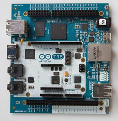 Embedded - Your source of information on Embedded Systems TRE Arduino - Arduino + BEAGLEBONE Black