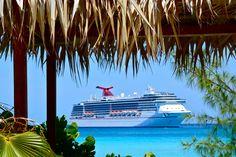 Carnival Cruise to Grand Turk, Half Moon Cay and Nassau, Bahamas - July 2011