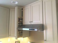 Hutch Into Kitchen Baking Center Kitchen Cabinet