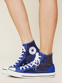 Joey Studded Converse http://www.freepeople.com/whats-new/joey-studded-converse/