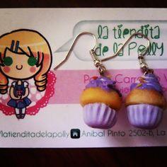 Aritos de cupcake