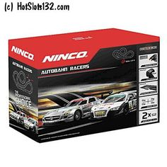WANT! Ninco racetrack for slotcars
