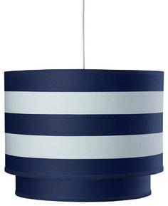 Cobalt Blue contemporary pendant