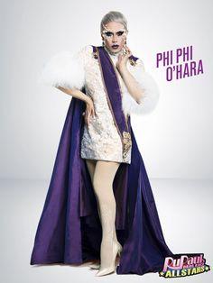 """Logo Announces Contestants For """"RuPaul's All Star Drag Race"""" Season 2"""