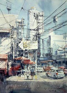 Direk Kingnok Gallery, | Bangkok