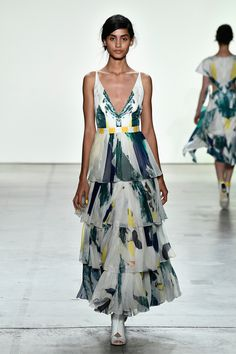 add8f097996 Inside Project Runway s Leanne Marshall s whimsical Spring 2018 line