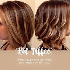 Light brown and blonde #brown #blonde