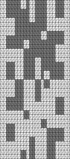 Laberinto - esquema de movimientos