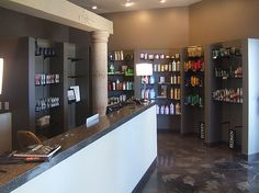 Classic Tans located in the Icon Salon  3655 S. Durango Drive Suite 24 Las Vegas, Nv. 89147