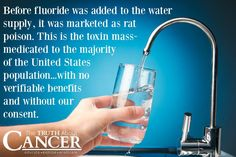 You've been told that fluoride is healthy for your teeth. But, what if that was a BIG lie? What if fluoride is actually a known carcinogen? Read on to learn the truth.