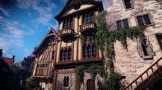 Visite de Novigrad(the Witcher 3).