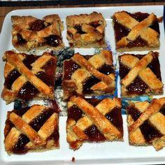 Egy finom Baracklekváros rácsos süti ebédre vagy vacsorára? Baracklekváros rácsos süti Receptek a Mindmegette.hu Recept gyűjteményében!