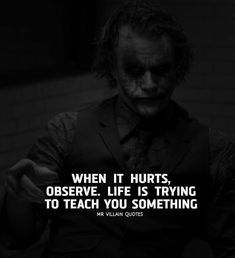 joker quotes heath ledger interesting post so Welcome back guys to the Burnfire today I am sharing with you the most popular the joker quotes of all time. Dark Quotes, Wise Quotes, Attitude Quotes, Words Quotes, Funny Quotes, Sayings, Joker Qoutes, Best Joker Quotes, Badass Quotes