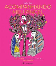 Para mim, os artistas são pessoas especiais. Você também acha? Então vai gostar de saber um pouco mais sobre a vida de Dulari Devi, pintora indiana que cria belíssimos desenhos de paisagens que existem nas suas lembranças. Na terra dela, a Índia, seu estilo de pintura é chamado de arte Mithila.