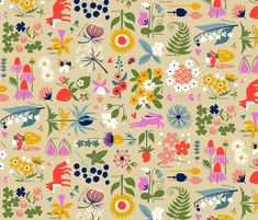 When I was a little girl I was given a hardback copy of 'The Country Diary of an Edwardian Lady' -- a facsimile of Edith Holden's beautifully hand written and illustrated nature notes for 1906. Edith was a British artist and teacher who tragically drowned while collecting wild flowers on the banks of the Thames at Kew Gardens. I loved her journal and would pore over the yellowed pages and wonderful watercolours for hours. I remembered Edith's work when the theme for this year's Fabric8…