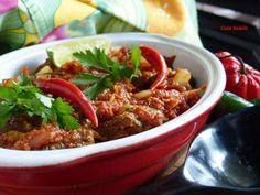 ROUGAIL DE BOEUF (Réunion) Stew, Curry, Meat, Recipes, Dom Tom, Food, Ultramarines, Tahiti, Salads
