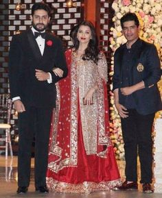 The who's who of Bollywood, Cricket and Politics attended the pre-wedding bash of Mukesh Ambani's niece Isheta in Mumbai, on November 24, 2016.