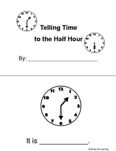 1000 images about math time on pinterest telling time telling time activities and teaching time. Black Bedroom Furniture Sets. Home Design Ideas