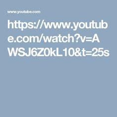 https://www.youtube.com/watch?v=AWSJ6Z0kL10&t=25s