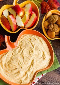 Creamy Pumpkin Pie Dip