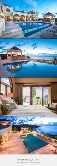 Villa Sandcastle, Little Bay, Anguilla. Luxury Place to Stay in. ❤