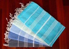 Turkish Pestemal Towel - Turkish Cotton