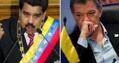 ¡DURO! Juan Manuel Santos pide a la comunidad internacional que no reconozca las elecciones venezolanas