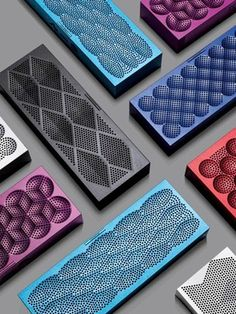 Meet The Chicest Portable Speaker Around-Mini Jambox by Jawbone #Refinery29