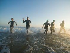 How to Train for a Sprint Triathlon | ACTIVE