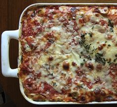 Tomato & Spinach Strata | 47 Wonderful Things To Eat On Christmas Morning