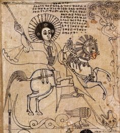 Saint George (Ethiopian Christian art)
