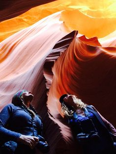 The amazing Antelope Canyon in Arizona! #antelopecanyon #page #arizona #travel