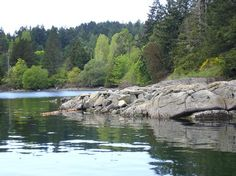 Hope Bay, Pender Island.BC
