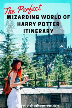 The Perfect Wizarding World of Harry Potter Itinerary, Hollywood